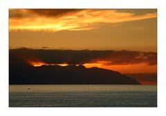 La Gomera: Sunset - Sonnenuntergang