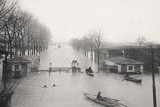La grande crue de la Seine (15)