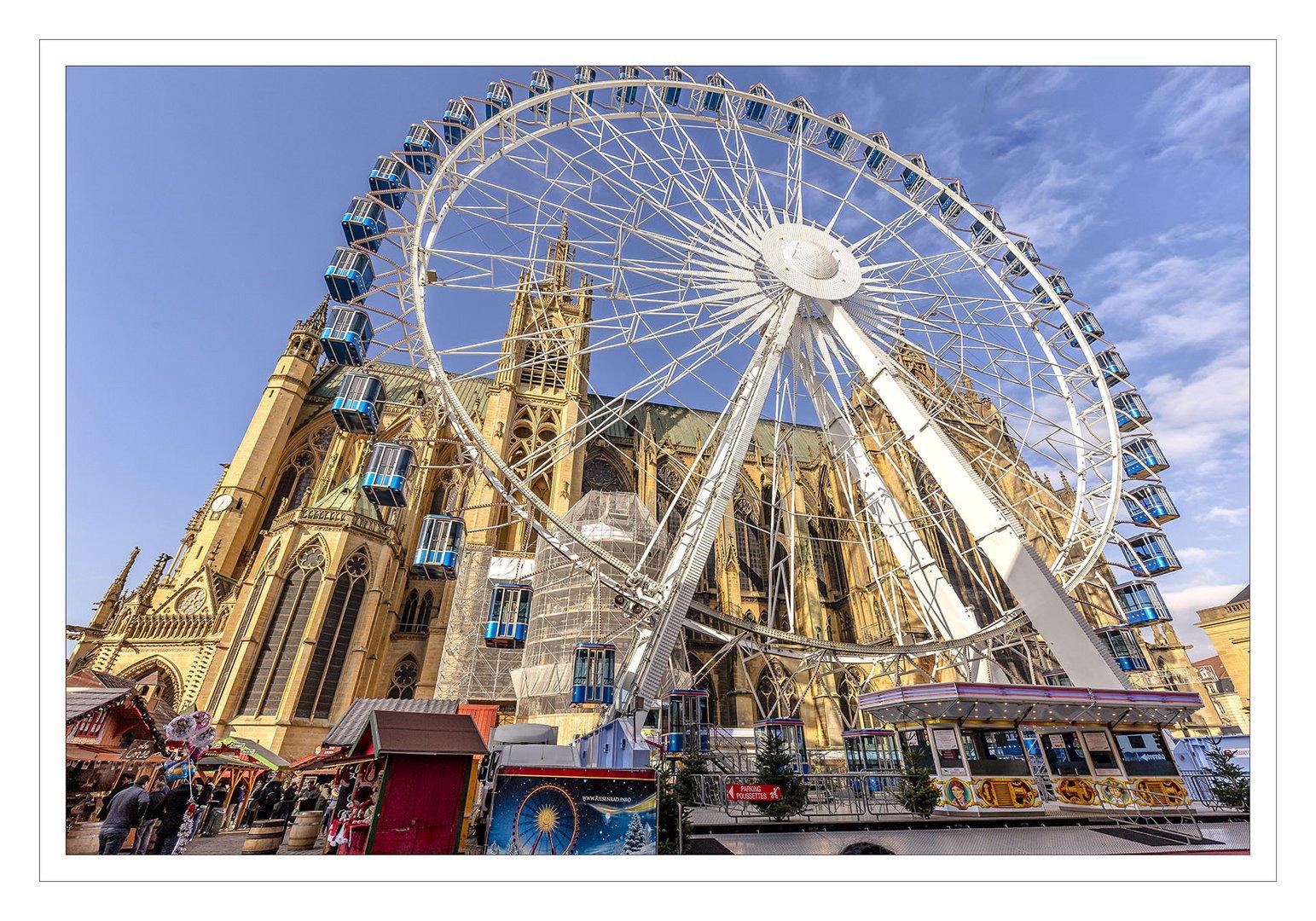 La grande roue Metz