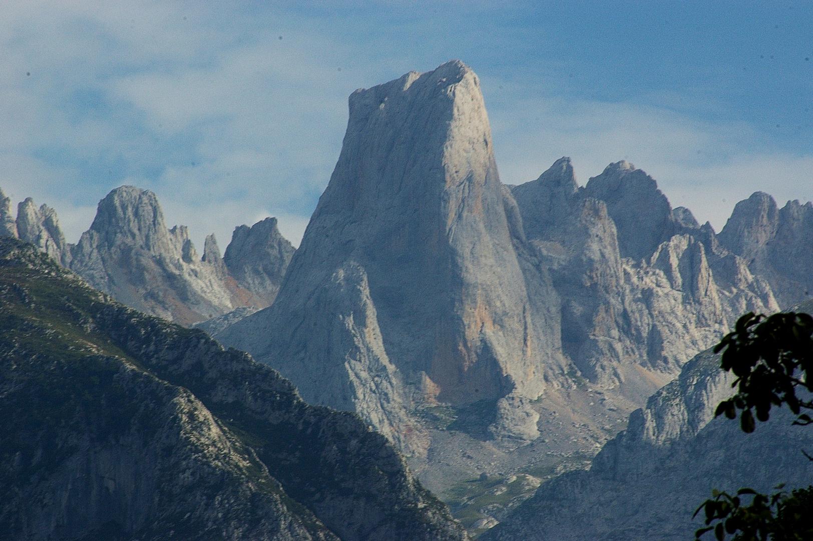 La grandeza del Picu Urriellu