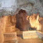 La grotta di S. Oronzo