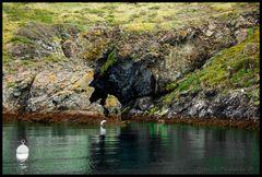 La Grotte d'azur !!!