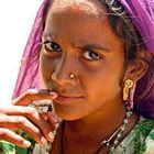La guapa india de Nagau