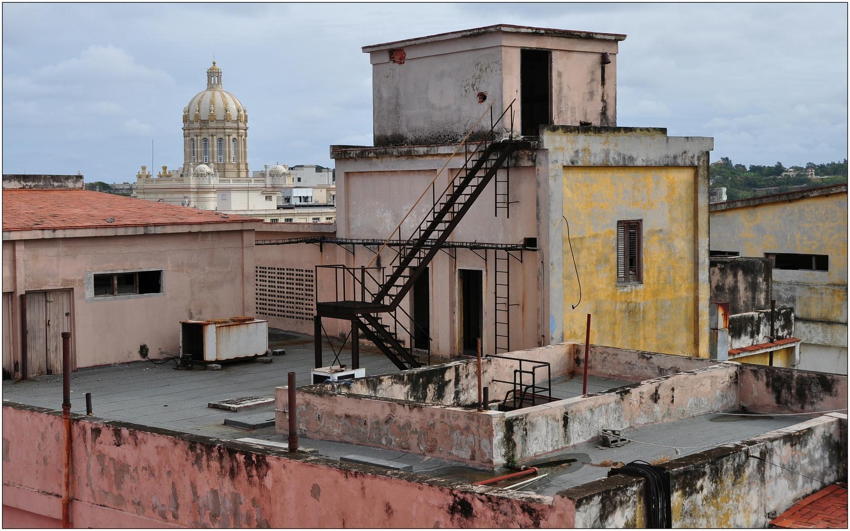 La Habana Hinterhof Foto Bild North America Central