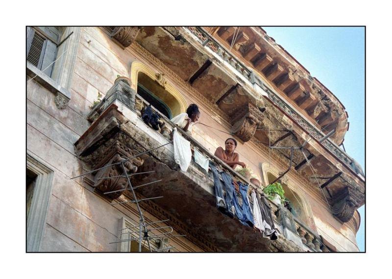 La Habana Vieja - October 2003