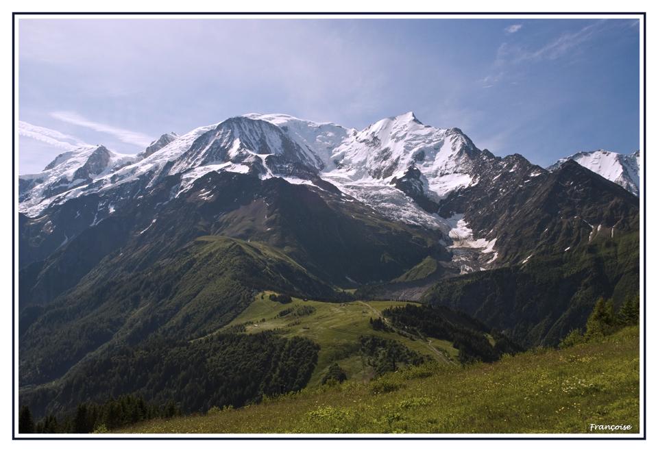 Là haut sur la montagne