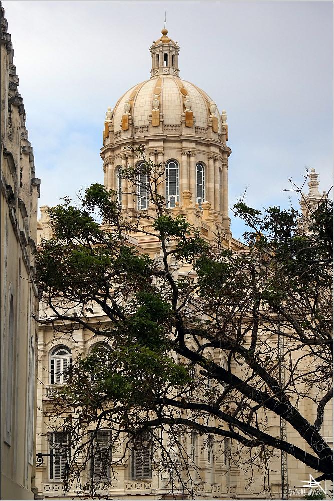 La Havane - Ex Palais prédidentiel