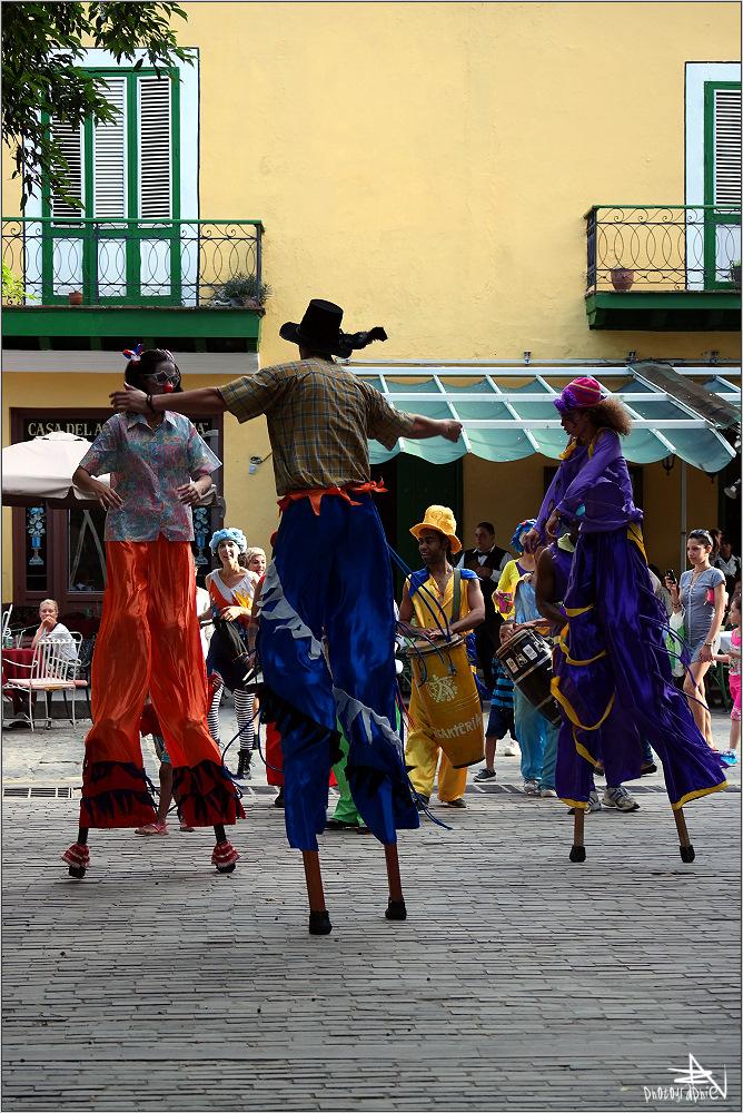 La Havane - Fiesta, type Carnaval