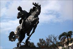 La Havane - Monument José Marti