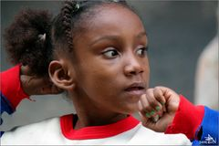 La Havane - Portrait, jeune cubaine
