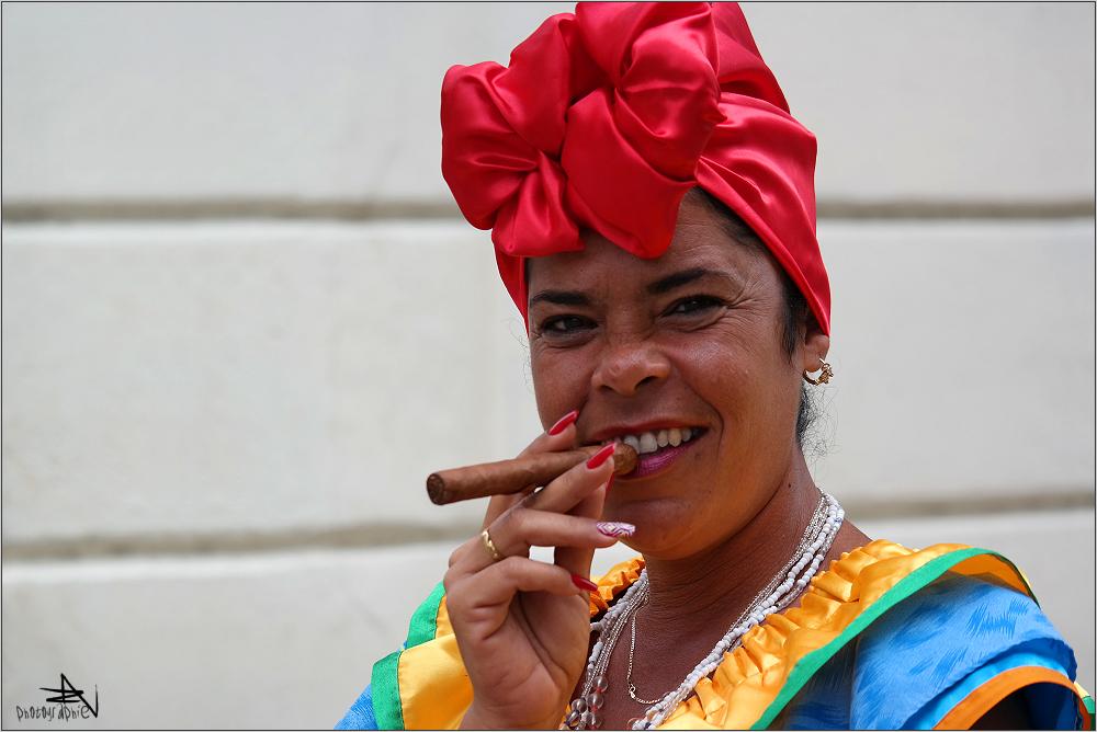 La Havane - Pose professionnelle