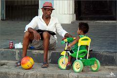 La Havane - Scène de rue II