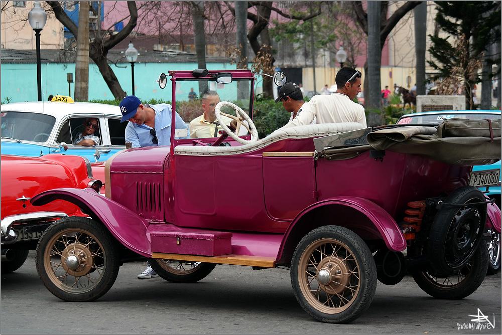 La Havane - Taxi