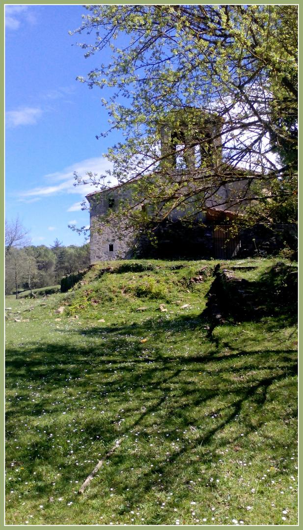 La hermita en la montaña