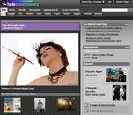 La home page di Fotocommunity al 12 maggio 2011