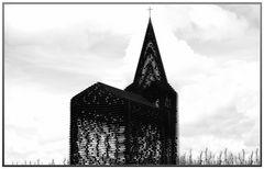 la iglesia transparente