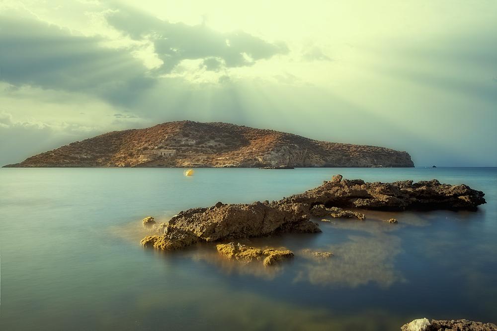 La Isla , Puerto de Mazarrón
