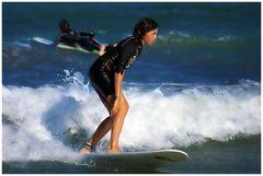 la joie des vagues
