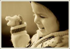 """""""La joie d'un enfant doit réchauffer notre coeur................."""""""