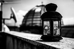 La lanterna abbandonata