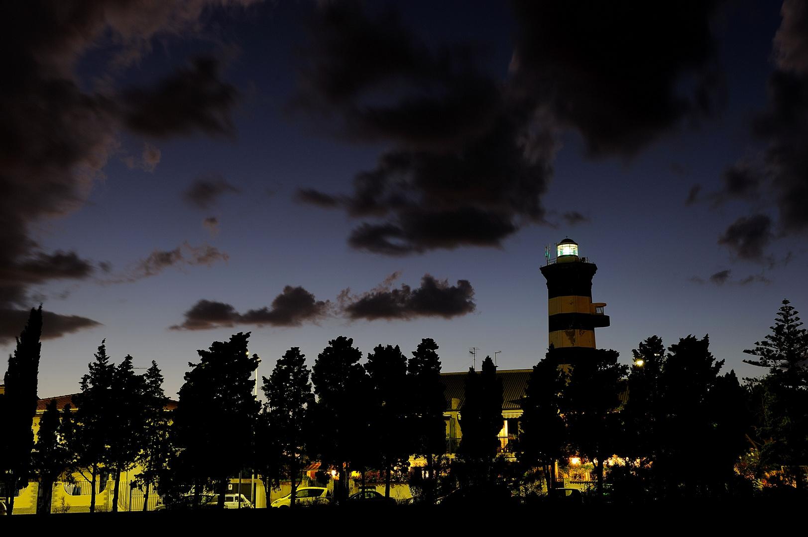 La lanterna di Torre Faro