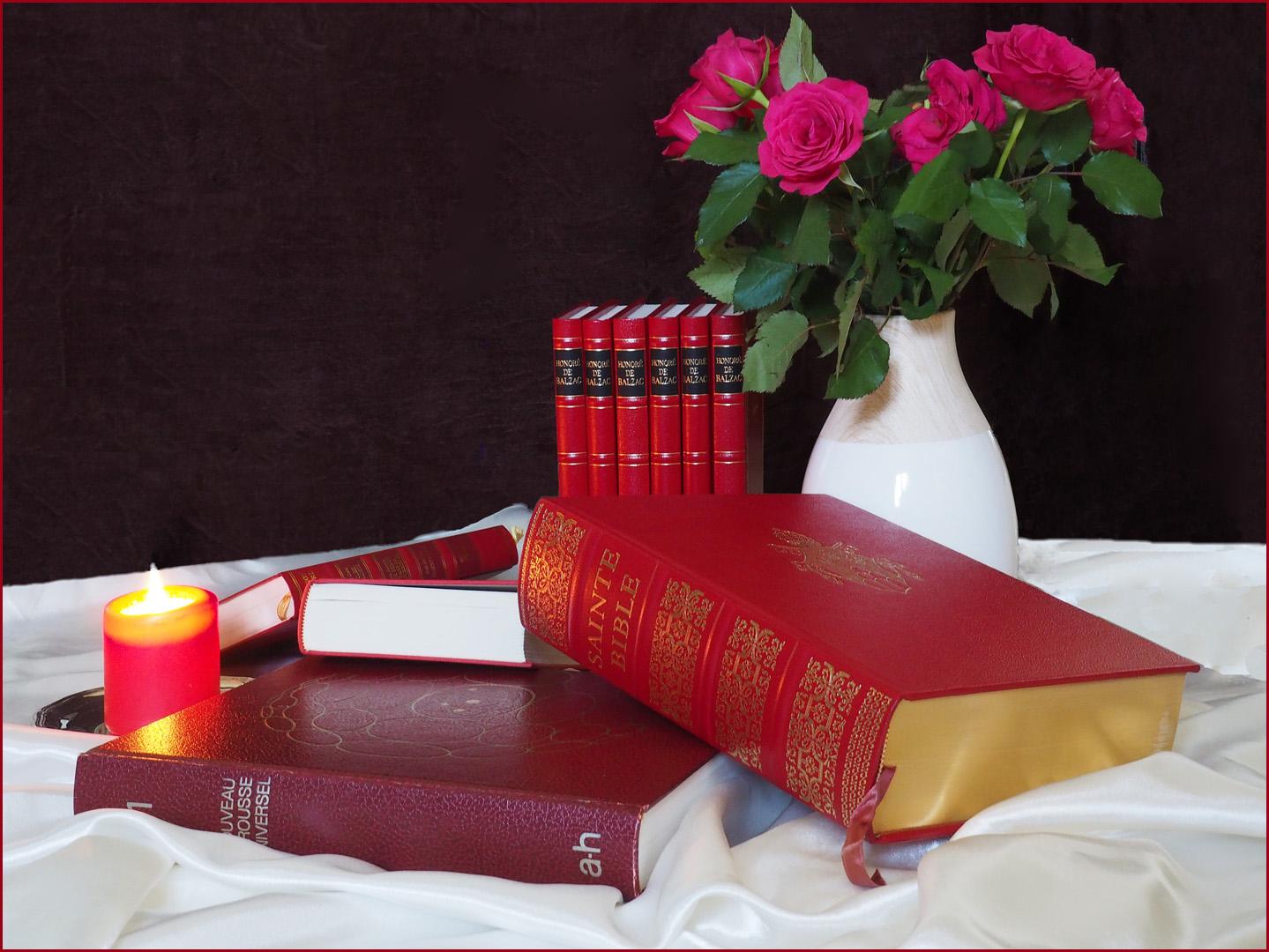 La lecture est dans le rouge…. !