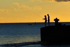 La leçon de pêche