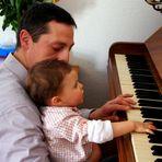 La leçon de piano ......