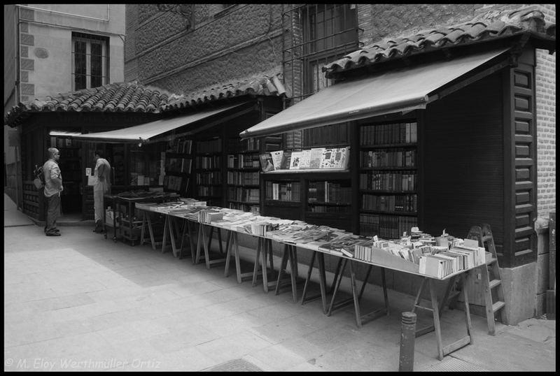 La librería más pequeña...