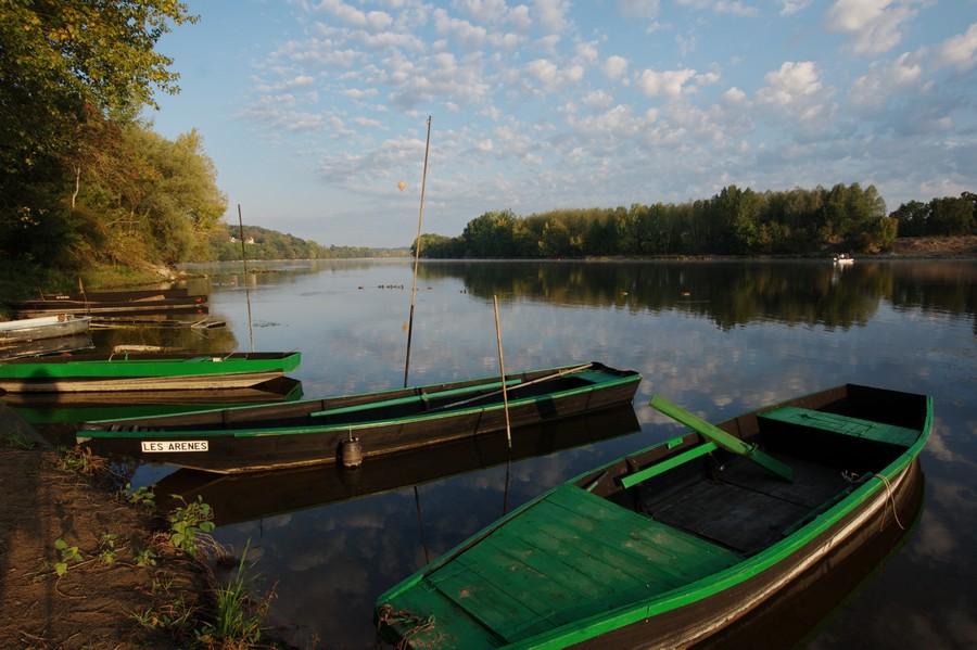 la Loire aux Rosiers sur Loire 2