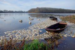 La Loire en janvier 2016 ...