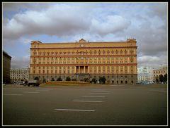 La LUBJANKA...Mosca