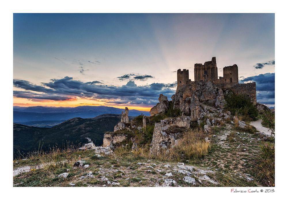 La luce del castello