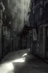 """"""" La luz al final de la calle"""""""