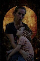 La Madona y el niño