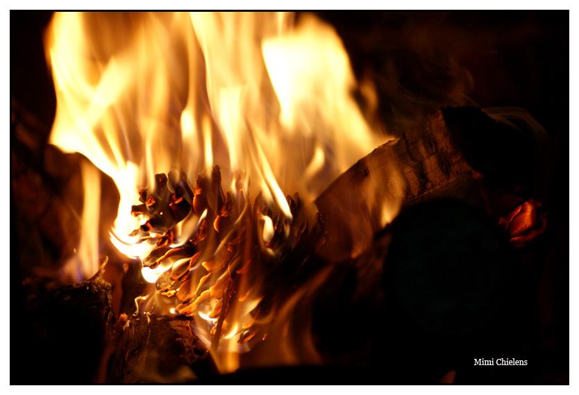 La magia del fuego 3