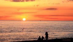 la magia del tramonto - the magic of the sunset