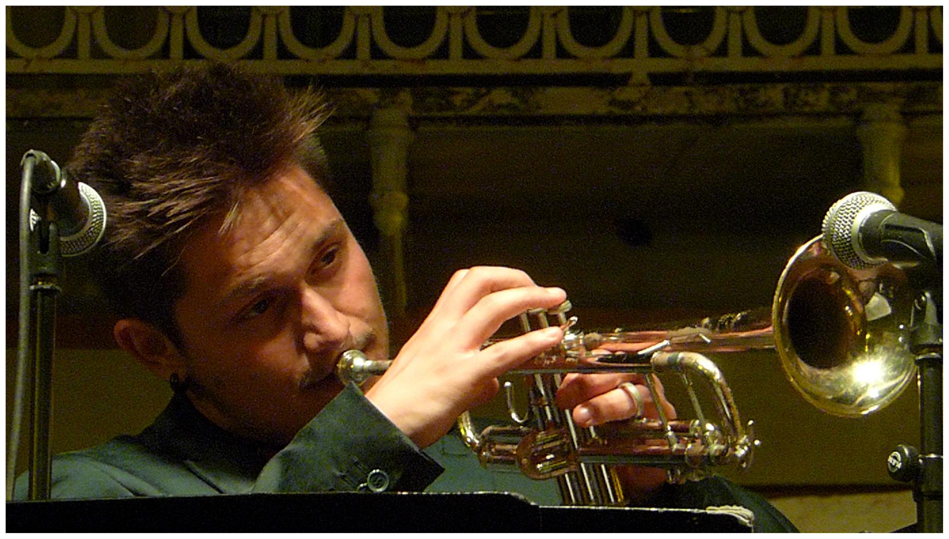 La magia della tromba - Arturo Caccavale