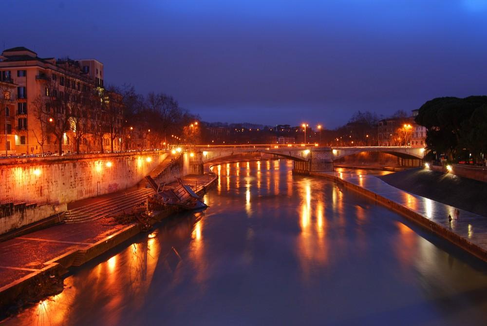 La magia di un ponte. 5° Fotoraduno a Roma