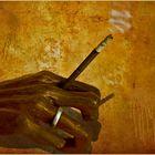 La main cassée