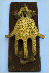 La main de Fatima  -- Heurtoir de porte