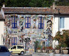 La Maison de Celle qui Peint .....