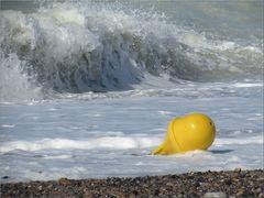 ..La Manche, avant les grandes marées...