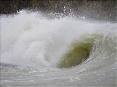 ..La Manche, jour de tempête...