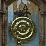 La Mangeuse de temps  --  Corpus Clock, Cambridge  --  Die Zeitfresserin
