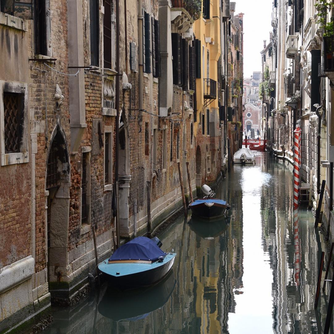 La maraviglia in Venezia