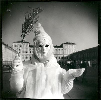 La maschera.