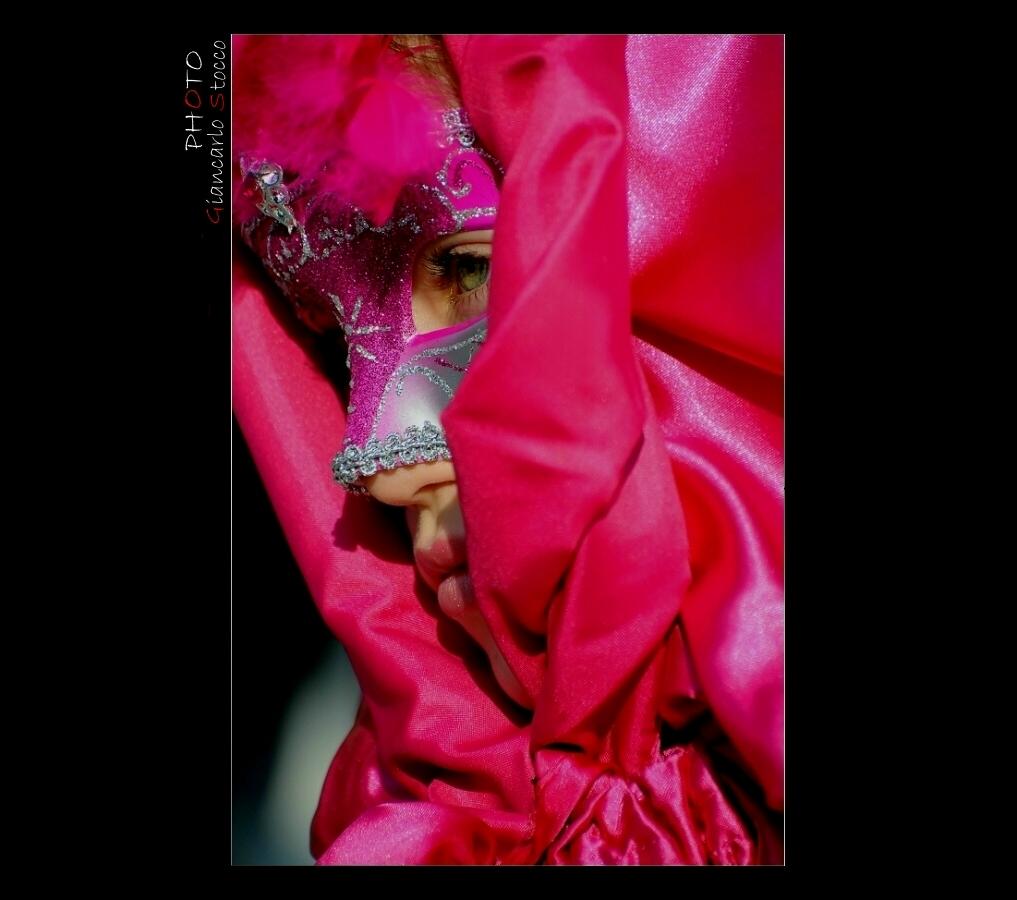 La maschera rosa
