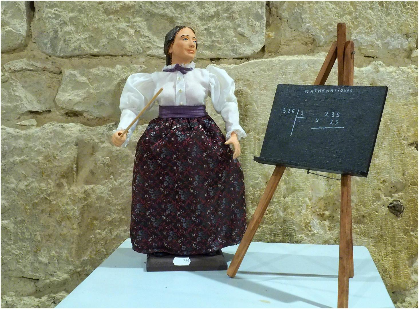 La maîtresse d'école