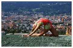 """La meilleure gymnaste régional représente Innsbruck (II)"""